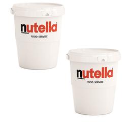 Ferrero nutella im BIG Family 2 Eimer je 3 KG = 6 KG MHD 01/2021