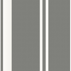 Vliestapete, (1 St), Grau - 10m x 52cm