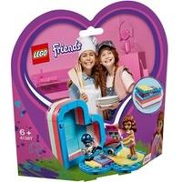 Lego Friends Olivias sommerliche Herzbox 41387