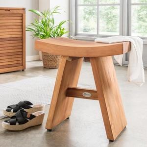 Spa Beistelltisch Badezimmer Hocker Tisch Teak Teaktisch Japan Design