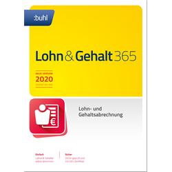 Buhl WISO Lohn & Gehalt 365 (2020)