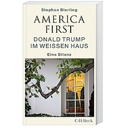 America First. Stephan Bierling  - Buch