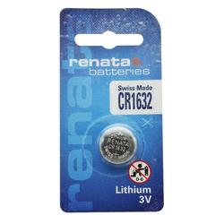 Renata Renata CR1632 Lithium Batterie 3 Volt 137mAh IEC C Batterie