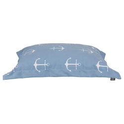 Trixie Kissen Anker hellblau/grau, Maße: 70 x 55 cm