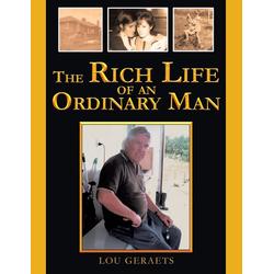 The Rich Life of an Ordinary Man als Taschenbuch von Lou Geraets