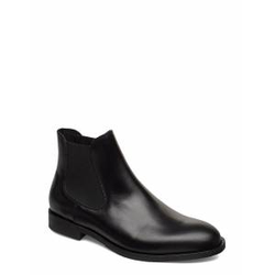 Selected Homme Slhlouis Leather Chelsea Boot B Noos Shoes Chelsea Boots Schwarz SELECTED HOMME Schwarz 44,41,46,45,40