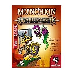 Munchkin Warhammer Age of Sigmar (Spiel)