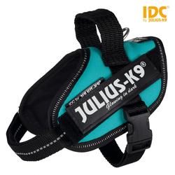 Julius-K9 IDC Powergeschirr petrol, Größe: Mini / S