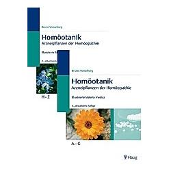 Homöotanik  2 Bde.. Bruno Vonarburg  - Buch