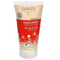 SANTE Family Handcreme Bio-Goji & Olive 30 ml