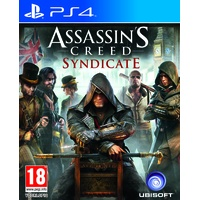 Assassin's Creed: Syndicate (PEGI) (PS4)