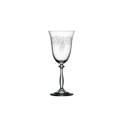 BOHEMIA SELECTION Rotweinglas ROMANCE Rotweinglas 350 ml (1-tlg), Glas