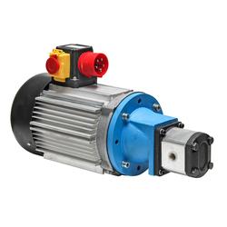 Hydraulikpumpe mit Motor 400 Volt 5,5 kW