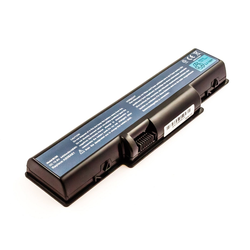 MobiloTec Akku kompatibel mit Acer eMachines E525 Laptop-Akku
