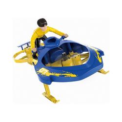 Amewi RC-Quadrocopter blau