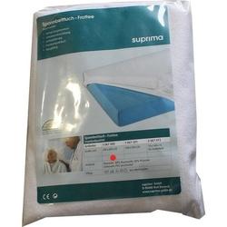 SUPRIMA Spannbetttuch 3067 BW-Frottee PVC-besch. 1 St