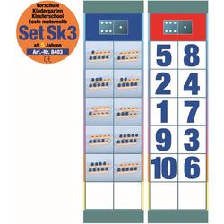 Set SK3: Zählen und Zahlen