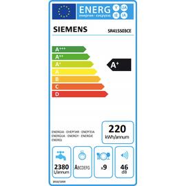 Siemens SR415S03CE iQ100 speedMatic45