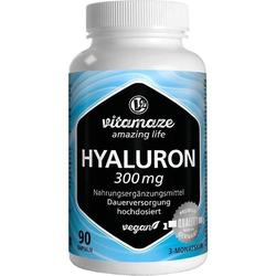 Hyaluronsäure 300 mg vegan