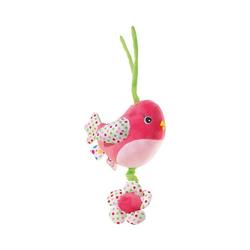 Heunec® Spieluhr MUSIK Vogel pink