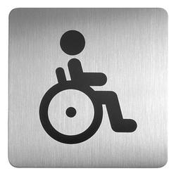 DURABLE Piktogramm - Behinderten-WC