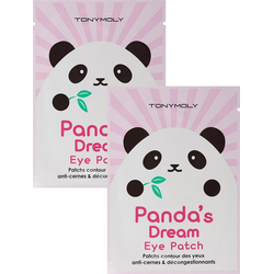 TONYMOLY Augenmaske Panda's Dream, 2-tlg., 2x7 ml