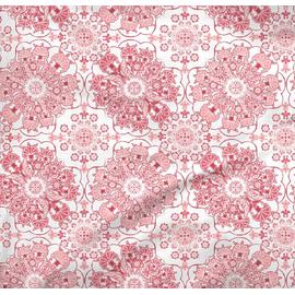 TOM TAILOR Keke cherry red (135x200+80x80cm)