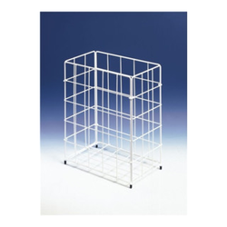 CWS Papierkorb weiß 300 x 180 x 360 mm, ca. 20 l