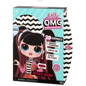 L.O.L. Surprise OMG Doll Series 4 Style 2