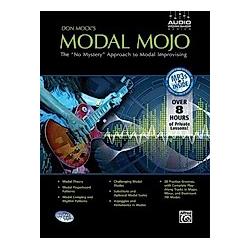 Don Mock's Modal Mojo. Don Mock  - Buch