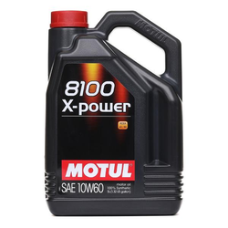 MOTUL Motoröl 8100 X-POWER 10W60 109696