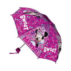 Disney Cars Taschenregenschirm Taschenschirm Disney Cars rosa