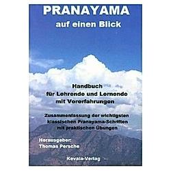 Pranayama auf einen Blick - Buch