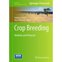 Crop Breeding als Buch von