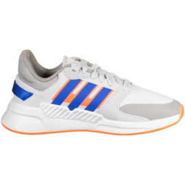 adidas Run 90s W dash grey/glory blue/signal coral 38 2/3