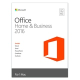 Microsoft Office Home and Business 2016 ESD ML Mac