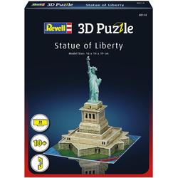 Revell - 3D Puzzle - Freiheitsstatue