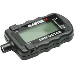 Master C5143 RPM Meter Drehzahlmesser (L x B x H) 99 x 55 x 15mm 1St.