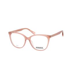 Fossil FOS 7051 10A, inkl. Gläser, Cat Eye Brille, Damen