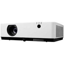 NEC Beamer LCD Helligkeit: 3300lm 1280 x 800 WXGA 16000 : 1 Weiß