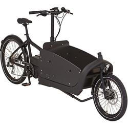 "Prophete E-Bike CARGO E-Bike 20""/26"", 8 Gang Shimano Shimano Acera Schaltwerk, Kettenschaltung, Mittelmotor 250 W"