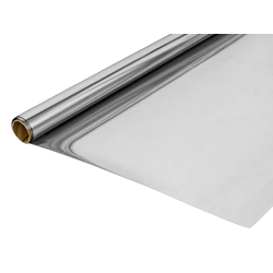 Sonnenschutz Statische Spiegelfolie silber 60 x 200, GARDINIA