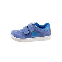 Pio Klett-Halbschuh Stern Sneaker 34