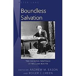 Boundless Salvation - Buch