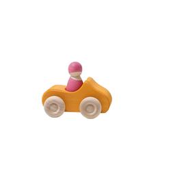 GRIMM´S Spiel und Holz Design Lernspielzeug, Kleines Cabrio