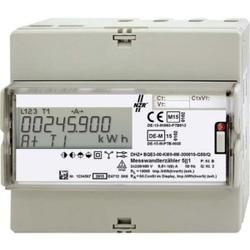 NZR Wechsel-/Drehstromzähler 230/400V 1(6)A DHZ+4QM-B.LP1(6)AMID