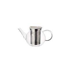 Villeroy & Boch Teekanne Artesano Hot&Cold Beverages Teekanne 1l mit Sieb, 1 l