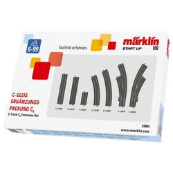 Märklin Gleise-Set Märklin Start up - C4 - 24904, H0