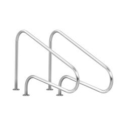 Uniprodo Einstiegshilfe Pool UNI_LADDER_01