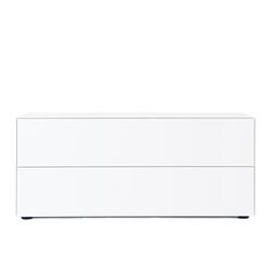 Kommode F10 Connect weiß, Designer form1, 52x120x48 cm